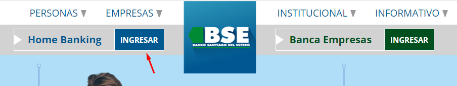 home banking bse